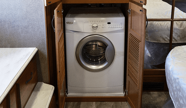 Washer/Dryer Prep